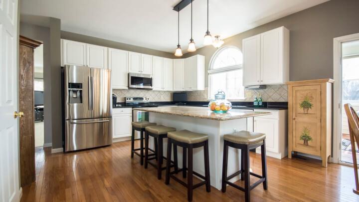 renew your kitchen