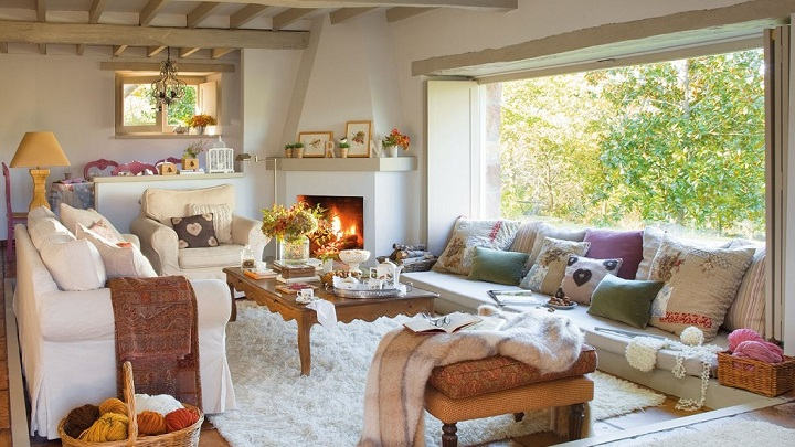 cozy living rooms