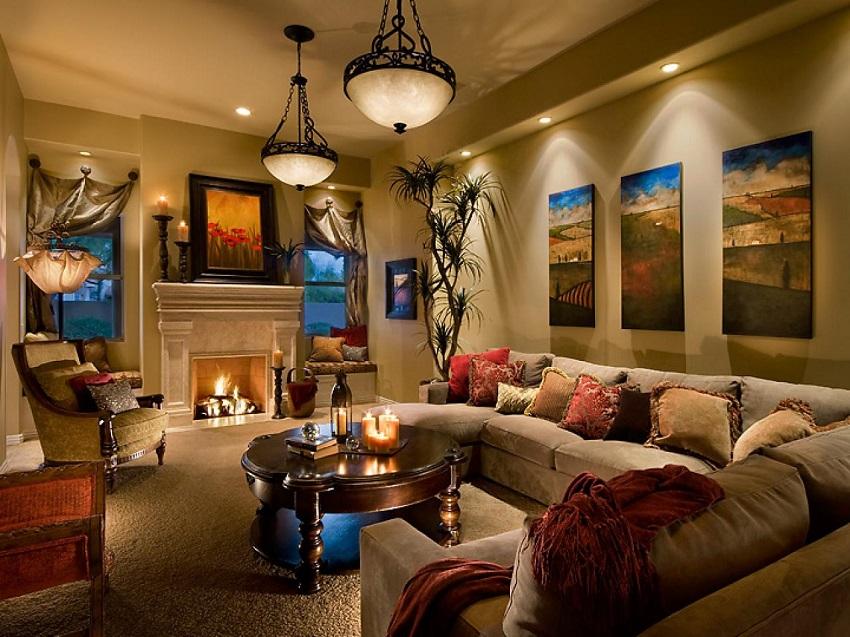 cozy house