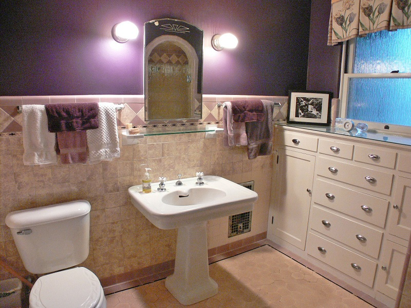 Cleaning ideas to leave your bathroom impeccable