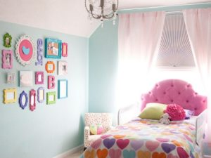 How to decorate the children's room