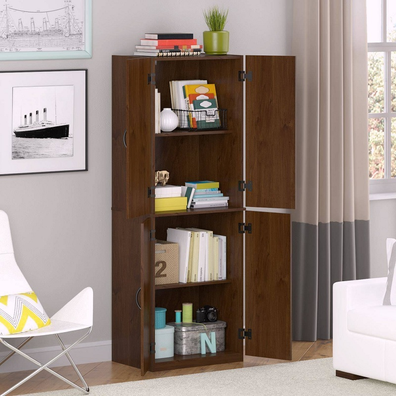 Use storage furniture