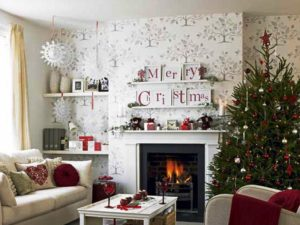 How to decorate your house this Christmas