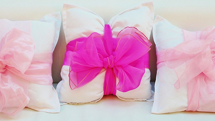 cushions for the sofa