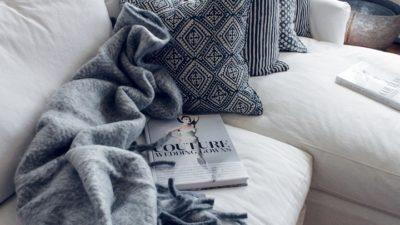 decorate the sofa area