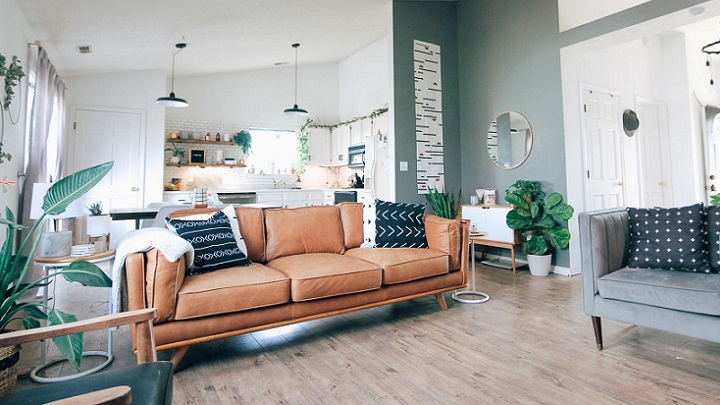 trends of living room